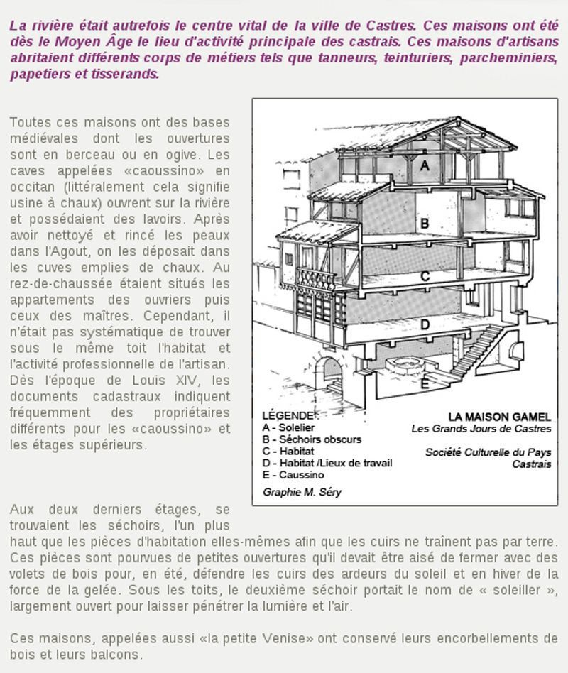 castres l 39 agout et ses couleurs. Black Bedroom Furniture Sets. Home Design Ideas