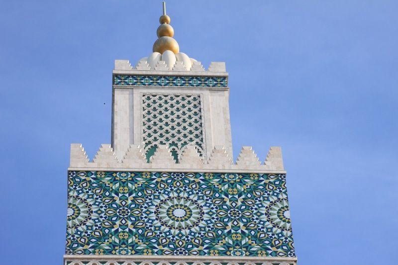 Casablanca la mosqu e hassan ii partie religieuse for Mosquee hassan 2 architecture